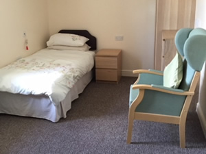 Bedrooms at Prospect House